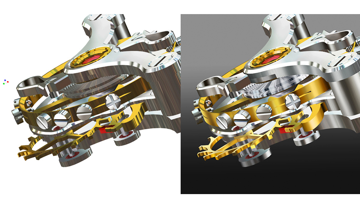 Bildbearbeitung CAD Renderings Logez