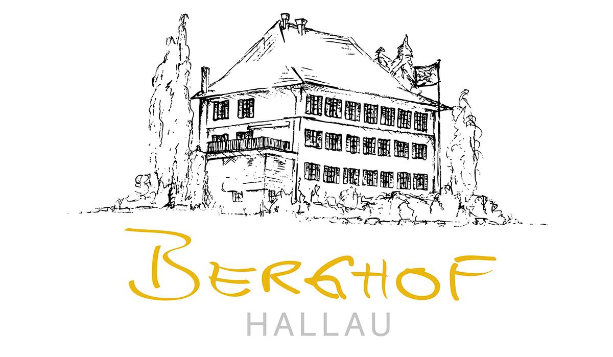 Logo Berghof Hallau